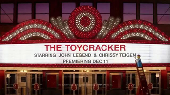 Target TV Spot, 'The Toycracker: Star' Featuring John Legend - Thumbnail 9