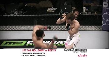 XFINITY TV Spot, 'UFC 206: Holloway vs. Pettis' Song by Korn - Thumbnail 5