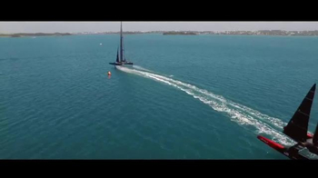 Yanmar TV Spot, 'Power to Victory for 2017 America's Cup' - Thumbnail 1