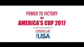 Yanmar TV Spot, 'Power to Victory for 2017 America's Cup' - Thumbnail 10