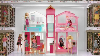 Toys R Us TV Spot, 'Barbie is Too Excited' - Thumbnail 2