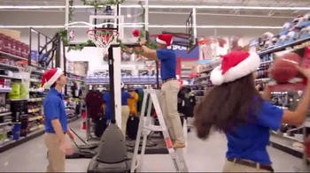 Academy Sports + Outdoors TV Spot, 'Holiday Gifts: Basketball & Bikes'