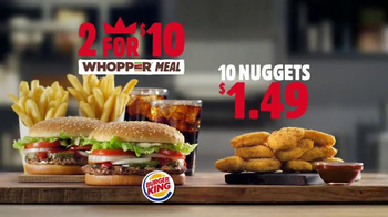 Burger King TV Spot, 'Better Deal' - Thumbnail 7