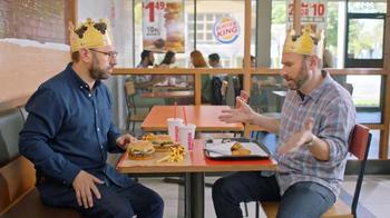 Burger King TV Spot, 'Better Deal' - Thumbnail 1