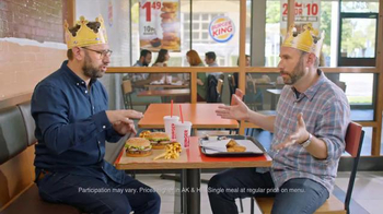 Burger King TV Spot, 'Better Deal' - 18642 commercial airings