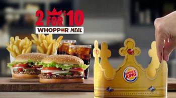 Burger King TV Spot, 'Better Deal' - Thumbnail 6