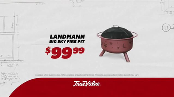 True Value Hardware TV Spot, 'Drill Driver, Flashlight & Fire Pit' - Thumbnail 4
