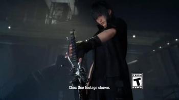 Final Fantasy XV TV Spot, 'Reclaim Your Throne: Masamune Sword'
