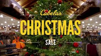 Cabela's Christmas Sale TV Spot, 'Deck the Halls' - Thumbnail 4
