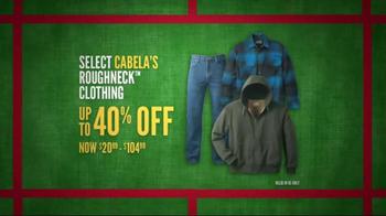 Cabela's Christmas Sale TV Spot, 'Deck the Halls' - Thumbnail 7
