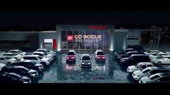 Nissan Go Rogue Year-End Event TV Spot, 'Take on Any Galaxy' [T2] - Thumbnail 7