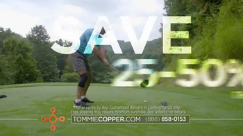 Tommie Copper TV Spot, 'Holidays: Better Life' Feat. Boomer Esiason - Thumbnail 10