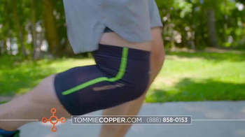 Tommie Copper TV Spot, 'Holidays: Better Life' Feat. Boomer Esiason - Thumbnail 4