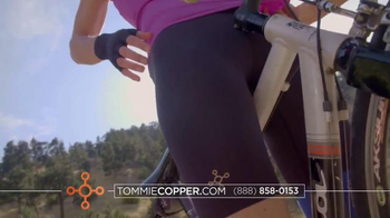 Tommie Copper TV Spot, 'Holidays: Better Life' Feat. Boomer Esiason - Thumbnail 5