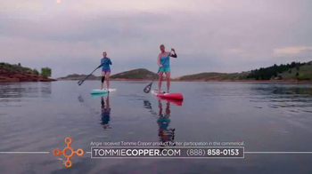Tommie Copper TV Spot, 'Holidays: Better Life' Feat. Boomer Esiason - Thumbnail 6