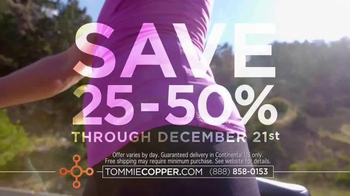Tommie Copper TV Spot, 'Holidays: Better Life' Feat. Boomer Esiason - Thumbnail 7