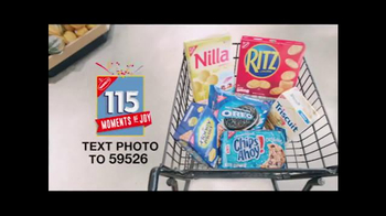 Nabisco TV Spot, '115 Moments of Joy' - Thumbnail 10