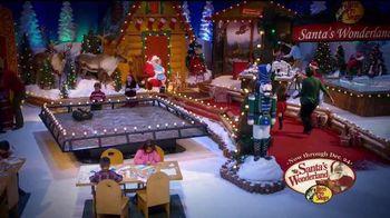 Bass Pro Shops Santa's Wonderland TV Spot, 'The Wonder of Christmas' - Thumbnail 2