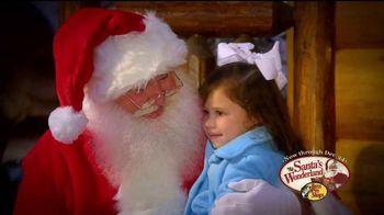 Bass Pro Shops Santa's Wonderland TV Spot, 'The Wonder of Christmas' - Thumbnail 4