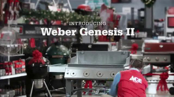 ACE Hardware TV Spot, 'Grill Assembly & Delivery' - 974 commercial airings