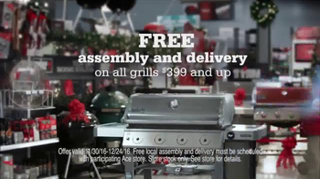 ACE Hardware TV Spot, 'Grill Assembly & Delivery' - Thumbnail 3