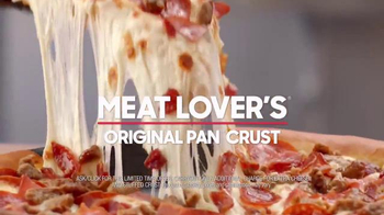 Pizza Hut $10 Any Pizza TV Spot, 'Carryout Deal' - Thumbnail 5
