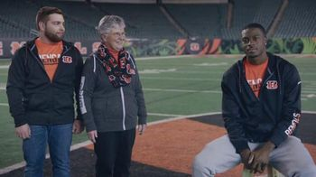 NFL Shop TV Spot, 'Pittsburgh in December: 25% Off' Feat. A.J. Green - 25 commercial airings