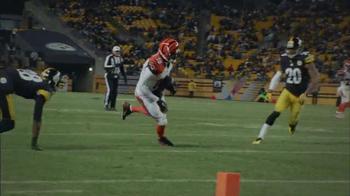 NFL Shop TV Spot, 'Pittsburgh in December: 25 Percent Off' Feat. A.J. Green - Thumbnail 5