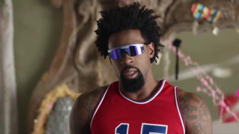 State Farm TV Spot, 'Crash the Glass' Featuring DeAndre Jordan, Chris Paul - 1338 commercial airings