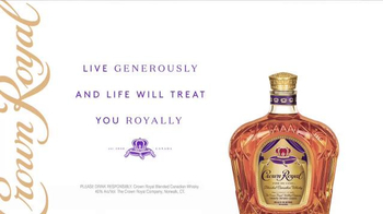 Crown Royal TV Spot, 'Welcome Generously' - Thumbnail 4