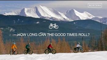 Montana Office of Tourism TV Spot, 'Inspiration'