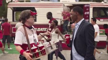 Dr Pepper TV Spot, 'College Football: Tailgate' Featuring Marcus Allen