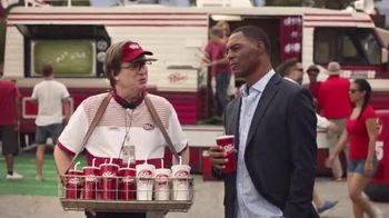 Dr Pepper TV Spot, 'College Football: Tailgate' Featuring Marcus Allen - Thumbnail 8