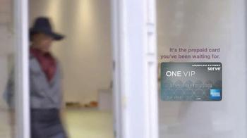 American Express One VIP TV Spot, 'Shoe Shopping' - Thumbnail 6