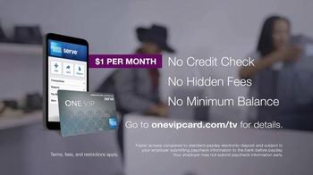 American Express One VIP TV Spot, 'Shoe Shopping' - Thumbnail 5