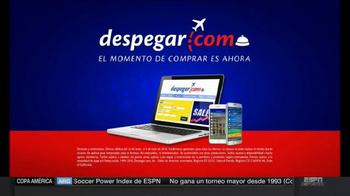 Despegar.com Sale TV Spot, 'Vuelos, hoteles y paquetes' [Spanish] - Thumbnail 8