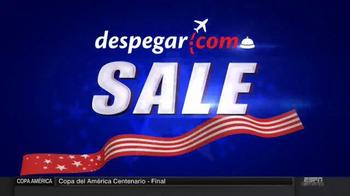 Despegar.com Sale TV Spot, 'Vuelos, hoteles y paquetes' [Spanish] - Thumbnail 2
