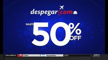 Despegar.com Sale TV Spot, 'Vuelos, hoteles y paquetes' [Spanish] - Thumbnail 3