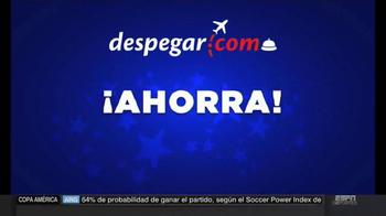 Despegar.com Sale TV Spot, 'Vuelos, hoteles y paquetes' [Spanish] - Thumbnail 5