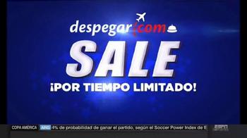 Despegar.com Sale TV Spot, 'Vuelos, hoteles y paquetes' [Spanish] - Thumbnail 6