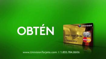 Univision Tarjeta TV Spot, 'Obtén tu tarjeta' [Spanish] - Thumbnail 4