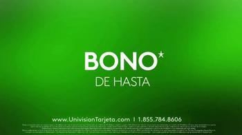 Univision Tarjeta TV Spot, 'Obtén tu tarjeta' [Spanish] - Thumbnail 5