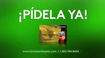 Univision Tarjeta TV Spot, 'Obtén tu tarjeta' [Spanish] - Thumbnail 6