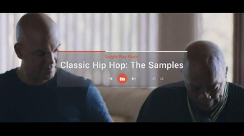 Google Play TV Spot, 'Rooted in Music: Quincy Jones and Son' Song by 2Pac - Thumbnail 10