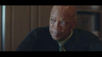 Google Play TV Spot, 'Rooted in Music: Quincy Jones and Son' Song by 2Pac - Thumbnail 4