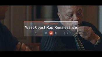 Google Play Music TV Spot, 'Quincy Jones & Son' Song by Kendrick Lamar - Thumbnail 10