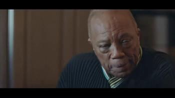 Google Play Music TV Spot, 'Quincy Jones & Son' Song by Kendrick Lamar - Thumbnail 3