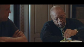 Google Play Music TV Spot, 'Quincy Jones & Son' Song by Kendrick Lamar - Thumbnail 4