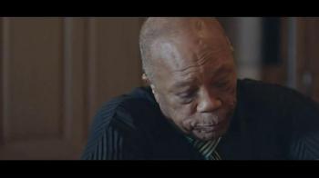 Google Play Music TV Spot, 'Quincy Jones & Son' Song by Kendrick Lamar - Thumbnail 6