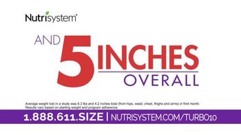 Nutrisystem Turbo10 TV Spot, 'Feel Good' Featuring Marie Osmond - Thumbnail 3
